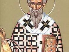 Свети свештеномученик Климент, епископ римски