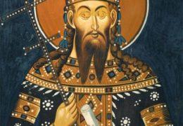 San Uroš, rey de Serbia