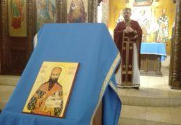 Прослава Светог Стефана Дечанског у парохији Светог Николаја Жичког у Сантјаго де Чилеу