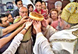 Канонска посета Епископа Кирила верницима у провинцији Ћако