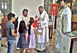 Visita canónica de S. E. Obispo Kirilo a los fieles de la provincia de Chaco
