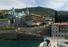Афонские монастыри собираются закрыть свои ворота перед главой ПЦУ