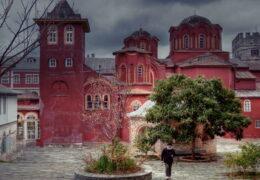 Семеро монахов покинули Ватопед после визита делегации ПЦУ