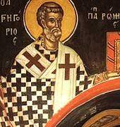 Свети Григорије Двојеслов, папа римски