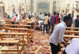 Масакр на Васкрс: Серија напада на цркве на Шри Ланки, 160 погинулих