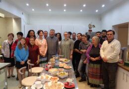 Благовещение в приходе Св. Николая Сербского в Сантьяго, Чили