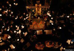 El Gran Viernes Santo en los himnos poéticos de la Iglesia