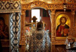La visión que un Jueves Santo tuvo San Serafín de Sarov
