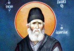 Старац Пајсије Светогорац о посту