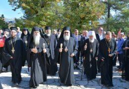 Патријарх Иринеј у посети Антиохијској патријаршији