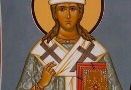 Святитель Никита, епископ Новгородский