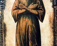 Свети преподобни и богоносни Јован Руски
