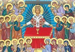 Недеља Свих светих – Диван је Бог у светима својим!