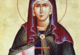 Света преподобна Анастасија, мајка Светог Саве