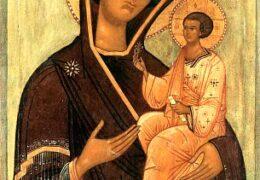 Празник иконе Тихвинске