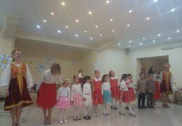 Праздничный концерт в честь Дня семьи, любви и верности  в Сантьяго, Чили