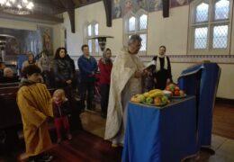 Праздник Преображения Господня в приходе Св. Николая Сербского, Сантьяго, Чили