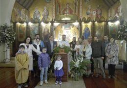 Успење Пресвете Богородице у парохији Светог Николаја Жичког