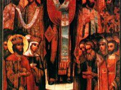 Память обновления храма Воскресения Христова в Иерусалиме