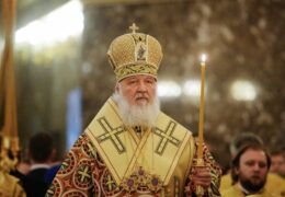 Святейший Патриарх Кирилл: Сегодня никто не должен оставаться в стороне от того, что происходит в мировом Православии