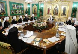 Священный Синод принял меры в связи с признанием предстоятелем Александрийского Патриархата раскольнической структуры на Украине