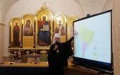 28 января митрополит Игнатий принял участие в работе миссионерских секций Рождественских чтений
