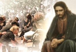 Стал бы Христос мыть ноги афроамериканцам на Черном майдане?