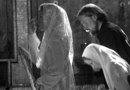 Antigua práctica rusa de prepararse para la oración