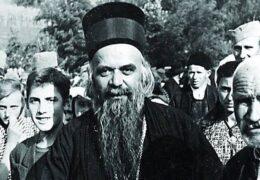Se descubrió una homilía de San Nikolai (Velimirović) en Serbia que hasta poco se desconocía