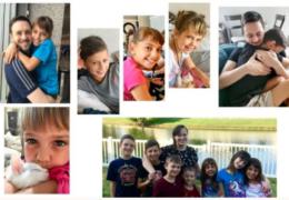 Contribuimos para rescatar a CUATRO NIÑOS de un orfanato en Europa del este