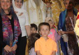 """En la legación del """"Obispo de San Sava de Serbia"""", en Ekaterimburgo, se realizó un servicio conmemorativo para el Metropolitano Amfilohie, recientemente presentado ante el Señor."""