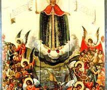 Ícono de la Madre de Dios, «Gozo de todos los oprimidos»