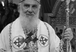 El patriarca serbio Irineo ha reposado en el Señor