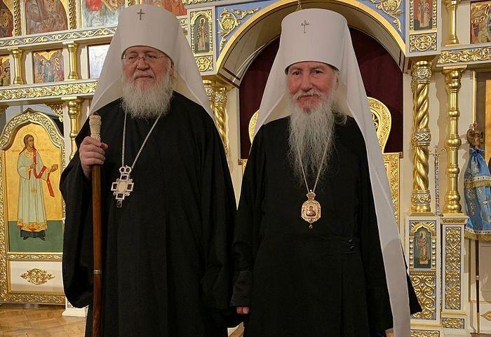 Митрополит Марко берлински одликован Орденом Светог Инокентија Московског