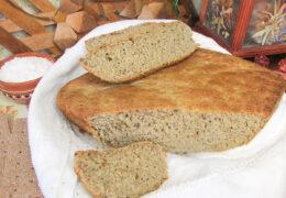 Cómo hacer pan rusa de amaranto que fomenta longevidad (receta)