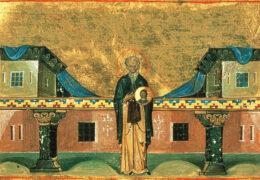 Преподобный Никита Исповедник