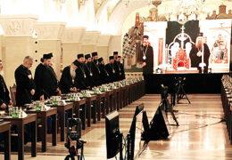 Почетак радног дела Светог Архијерејског Сабора