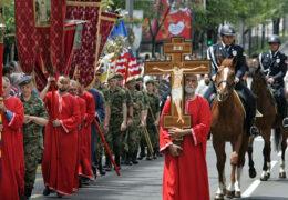Городской крестный ход пройдет в Белграде на Вознесение Господне