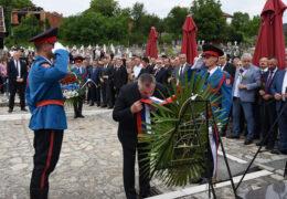 Сербы почтилы память жертв войны 1992-1995 гг. в регионе Подринья