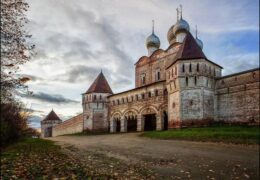 Se consiguen fondos estatales para preservar un monasterio ruso del siglo XIV