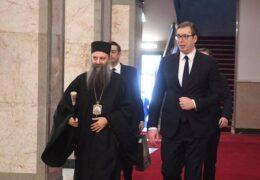 """Occidente busca destruir a la Iglesia Ortodoxa Serbia"" – Presidente Aleksandar Vučić de Serbia"